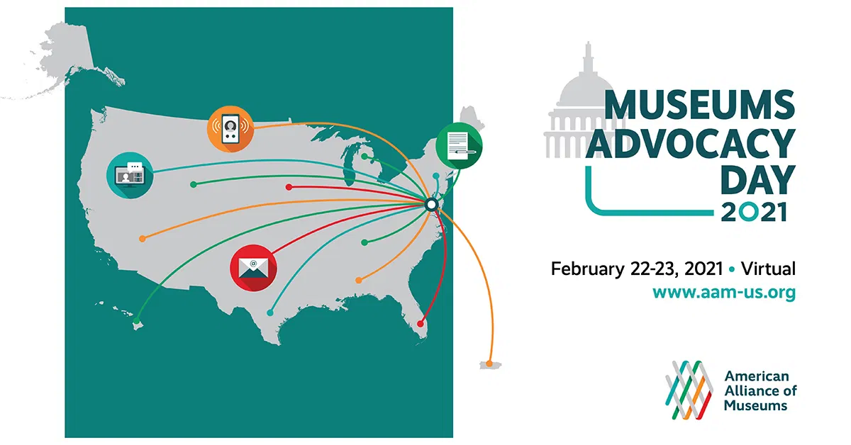 Learn More About Museums Advocacy Day 2021