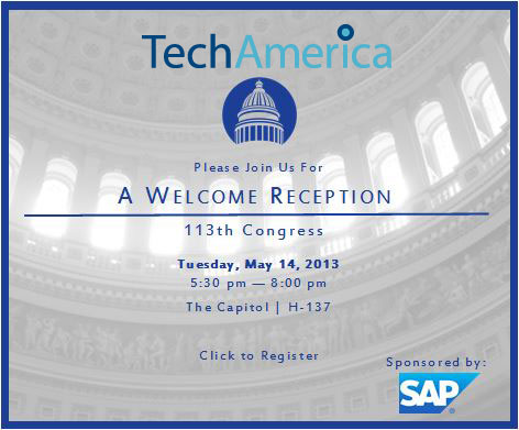 TechAmerica Reception @ H-137 | Washington | District of Columbia | United States